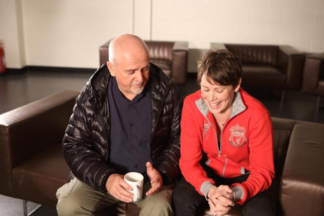 Peter Gabriel  (Echo Arena - Liverpool, England)