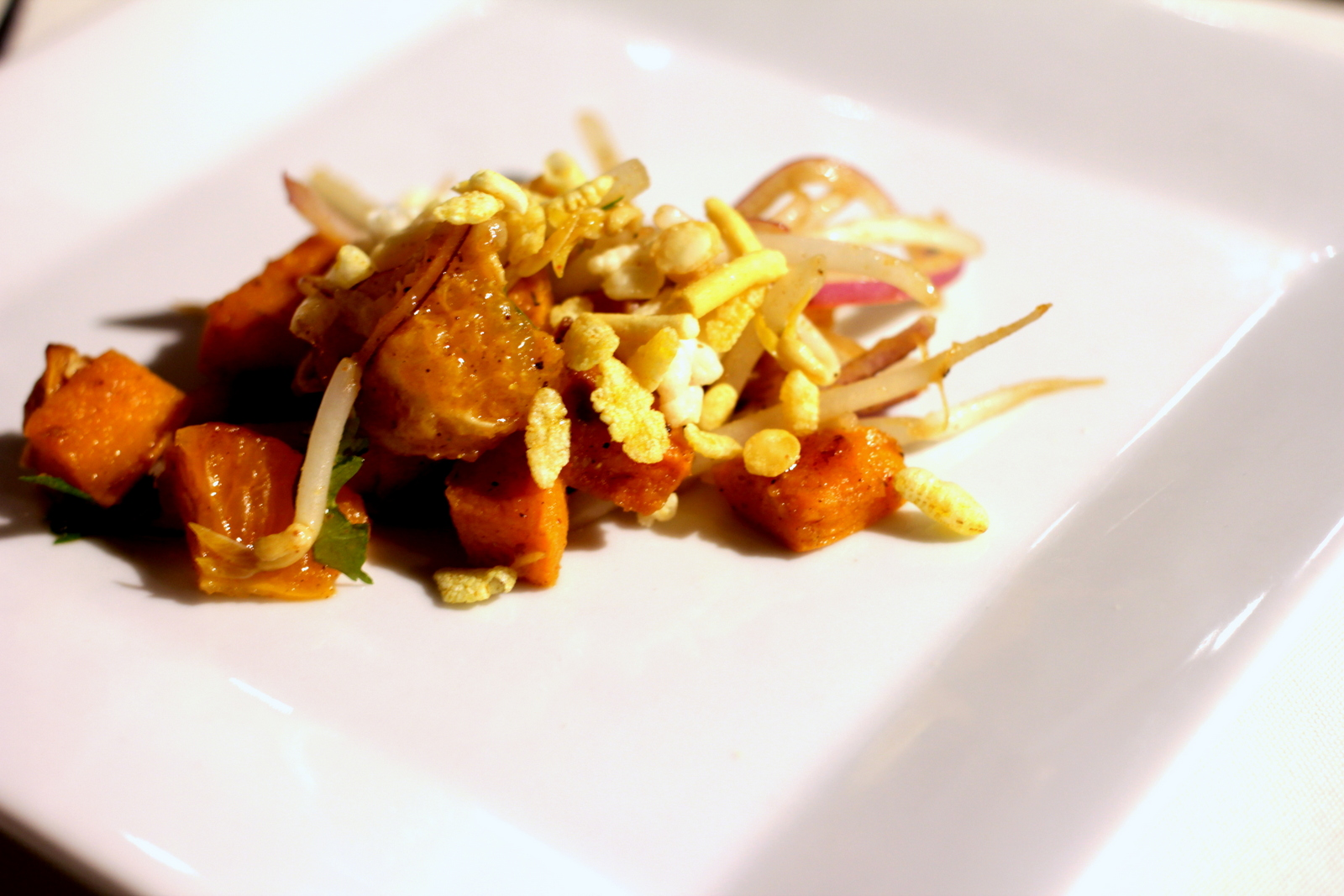 Sweet Potato Chaat - Photo Courtesy Suite3-Oh-6