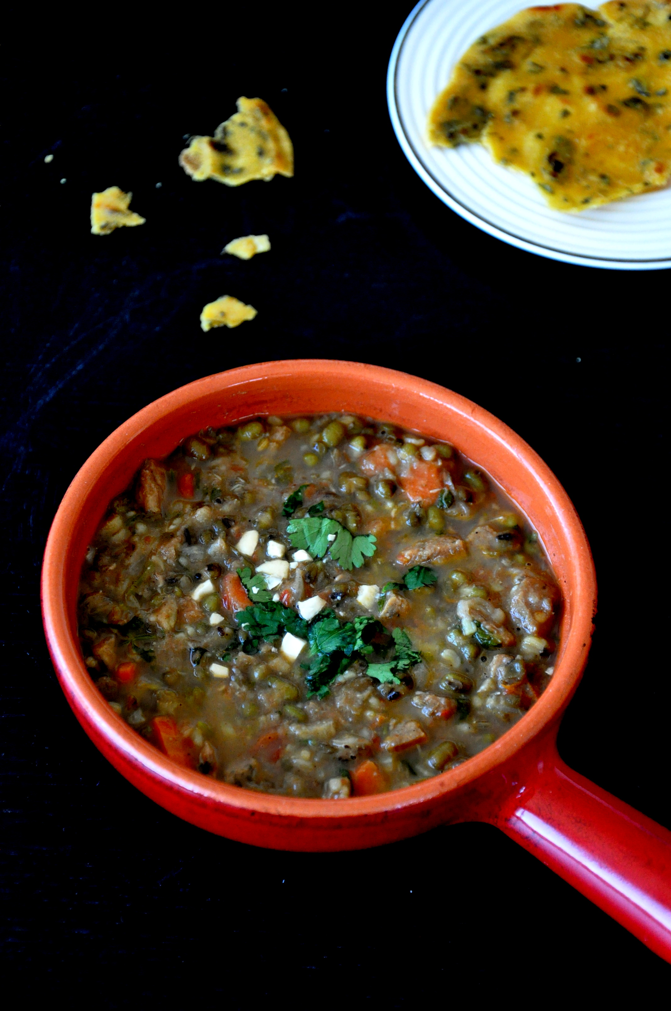 Sausage & Green Lentil Curry6