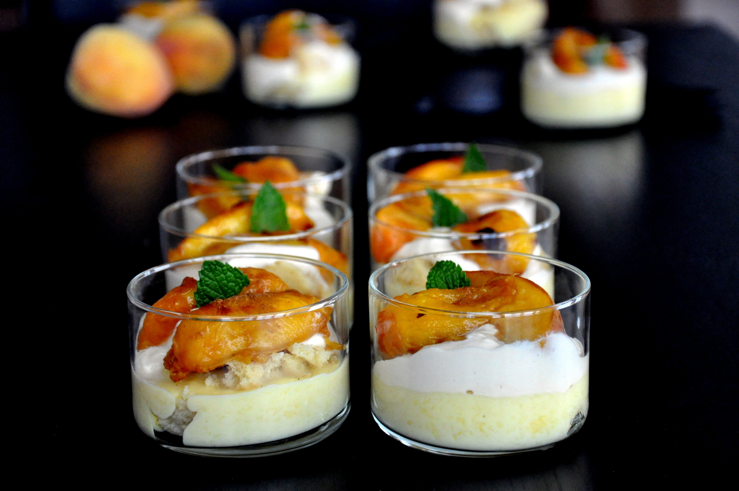 Peach Trifle5