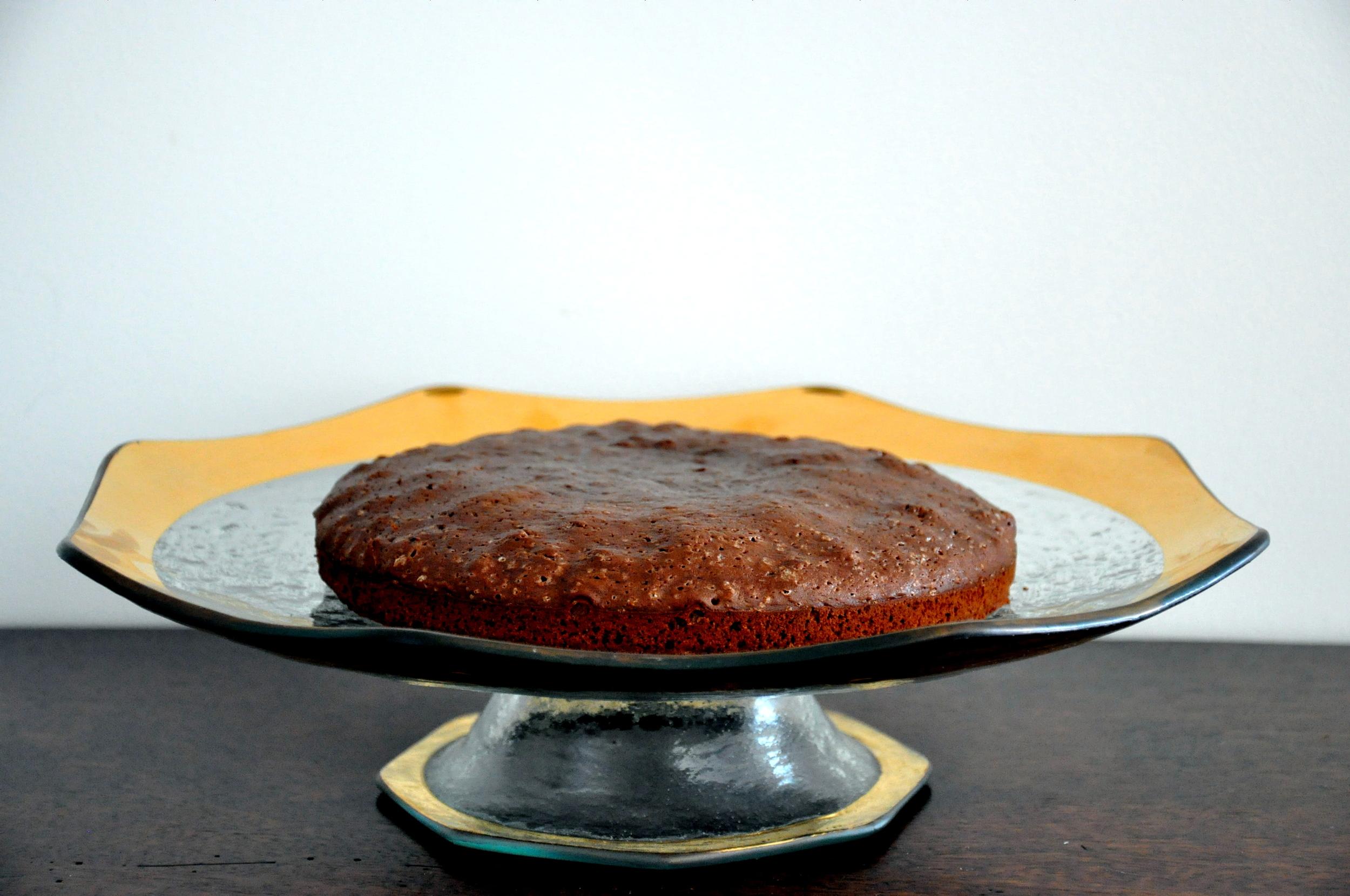 Brownie Cake1