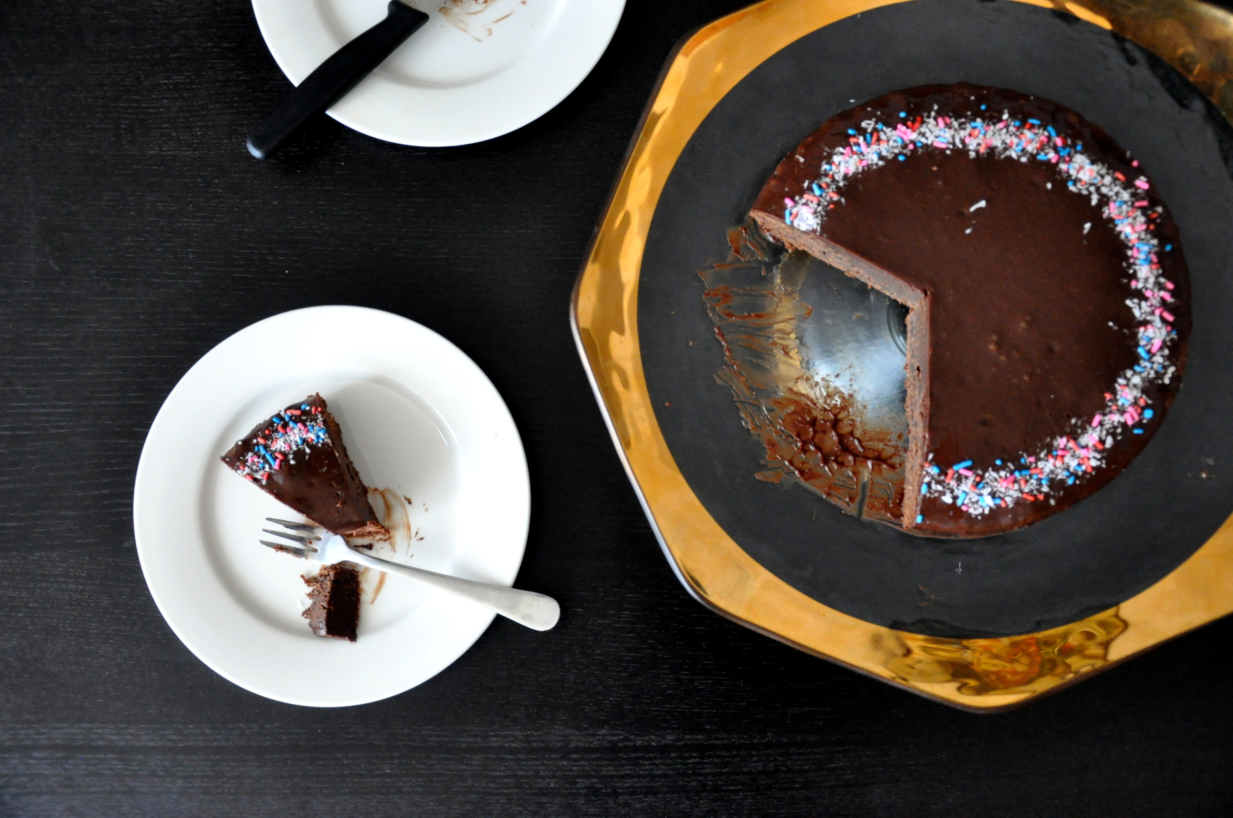 Brownie Cake7