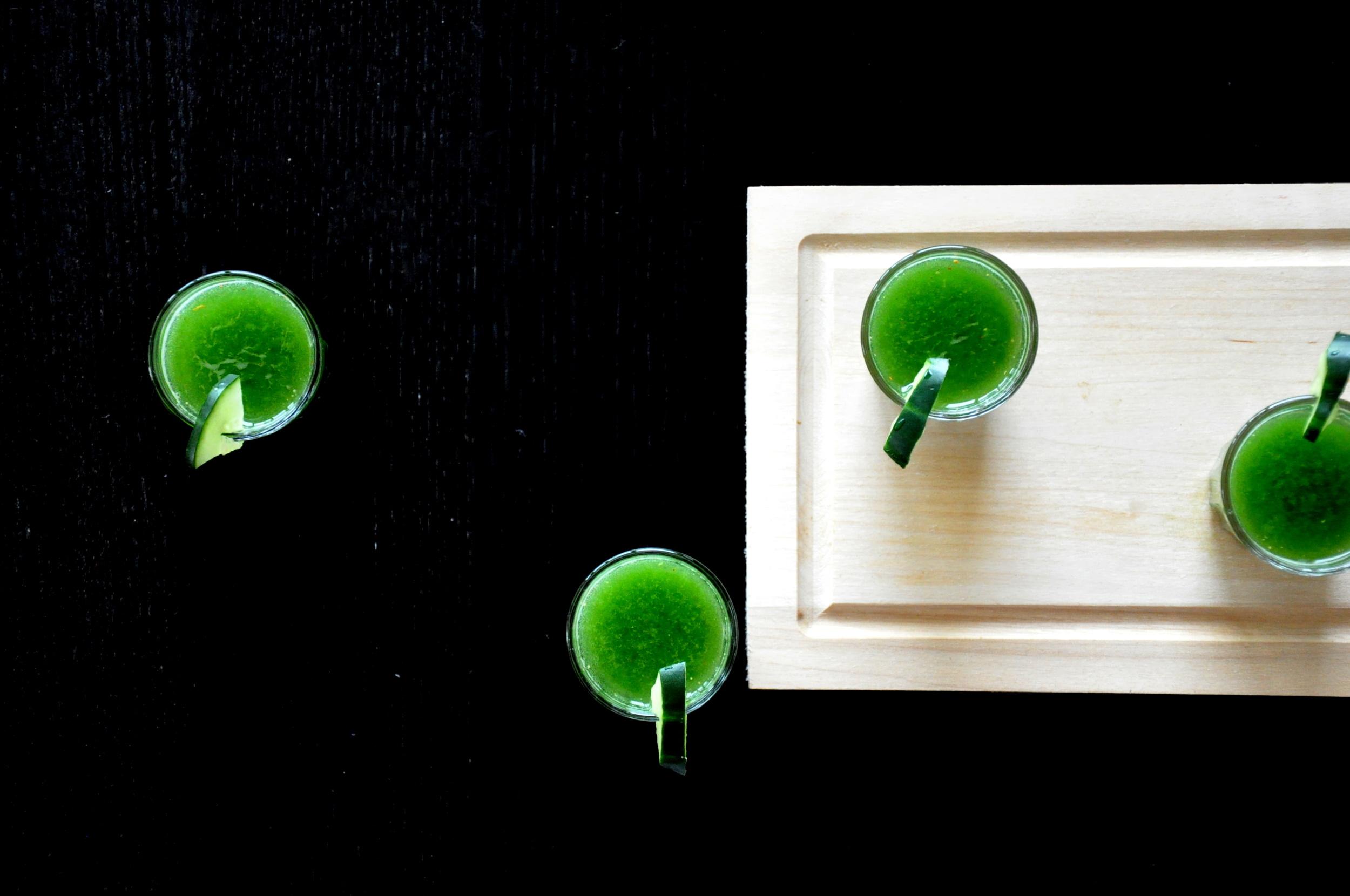 Cucumber Soup3