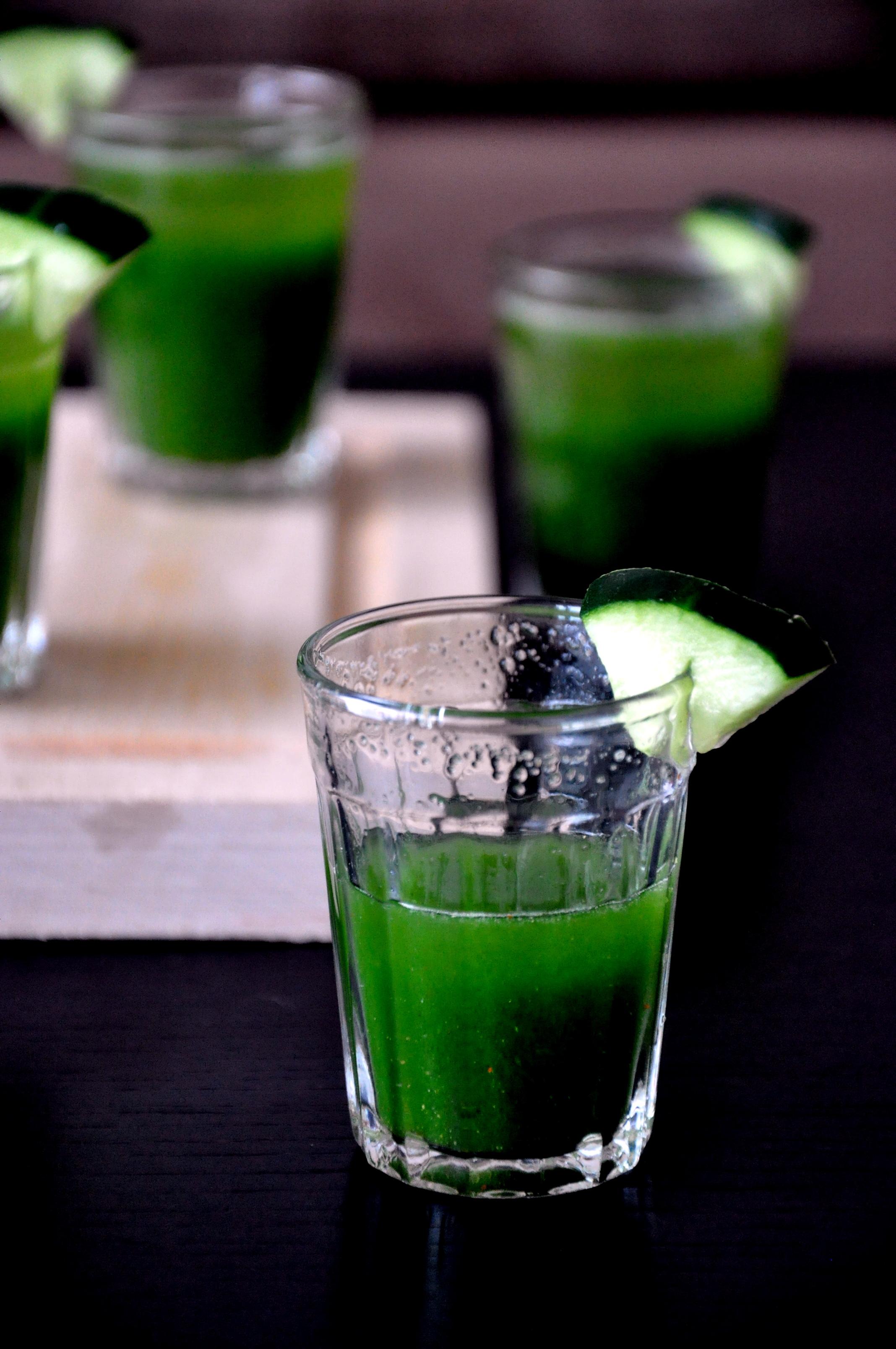 Cucumber Soup5