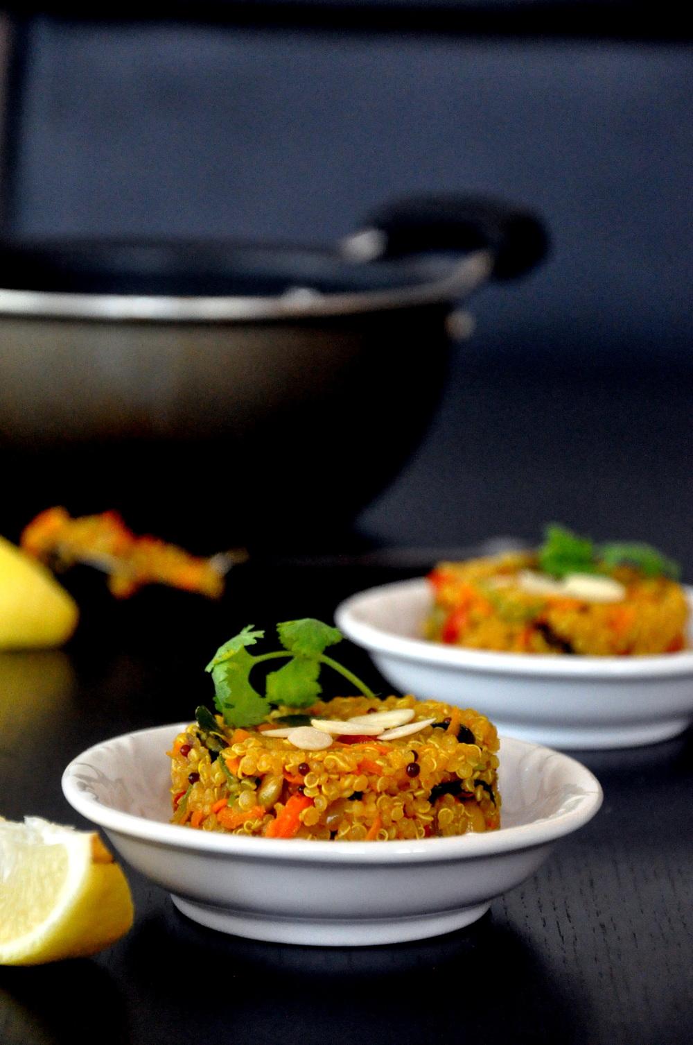 Quinoa Poha1