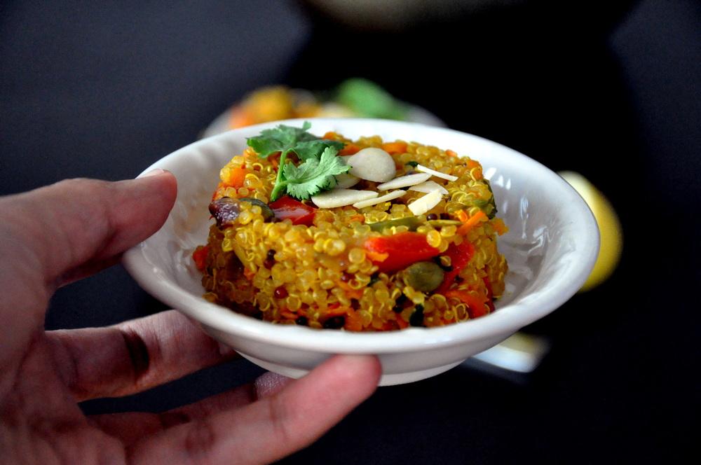 Quinoa Poha6