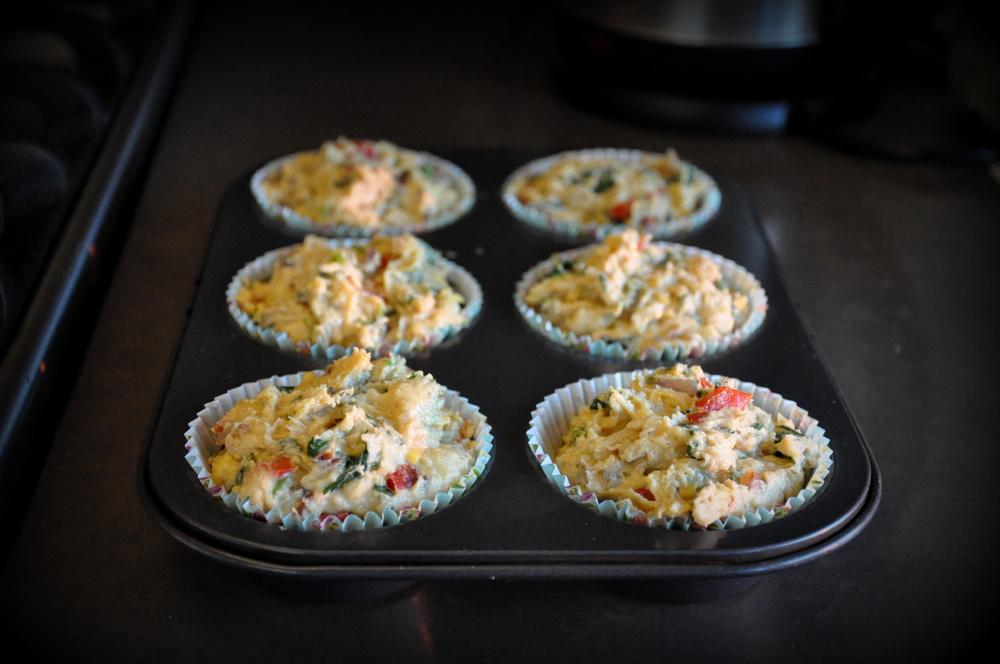 Atta Spicy Savory Muffins1