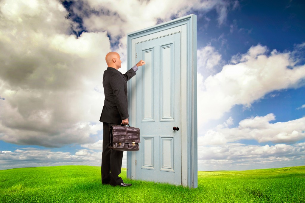 door-to-door