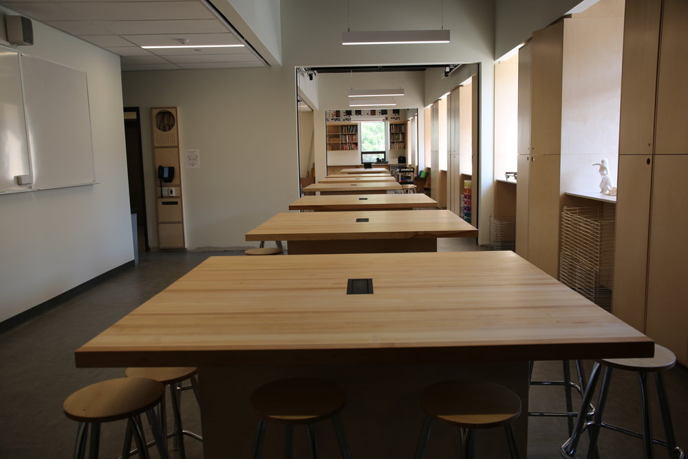 The Schad Design/Tech Lab