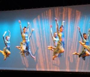 We make our dancers leap for joy!