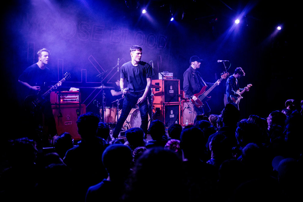 Boston Manor's one of my favorite bands and their latest album is still something I listen to on the daily. They are unforgettable live and put on an energy-filled show that everyone needs to see.