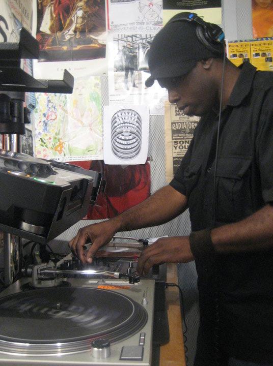 Fred P aka Black Jazz Consortium  pt.1  /  pt.2