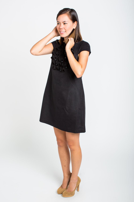 Dress: Tibi