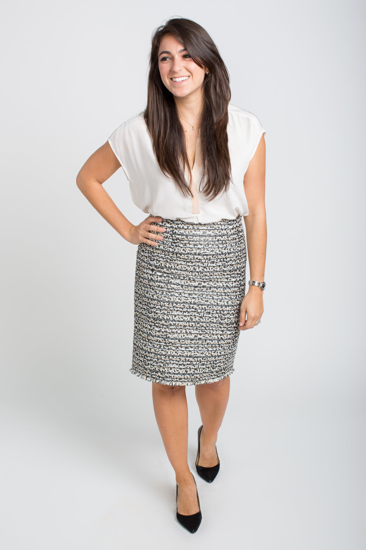 Skirt: Nanette Lepore