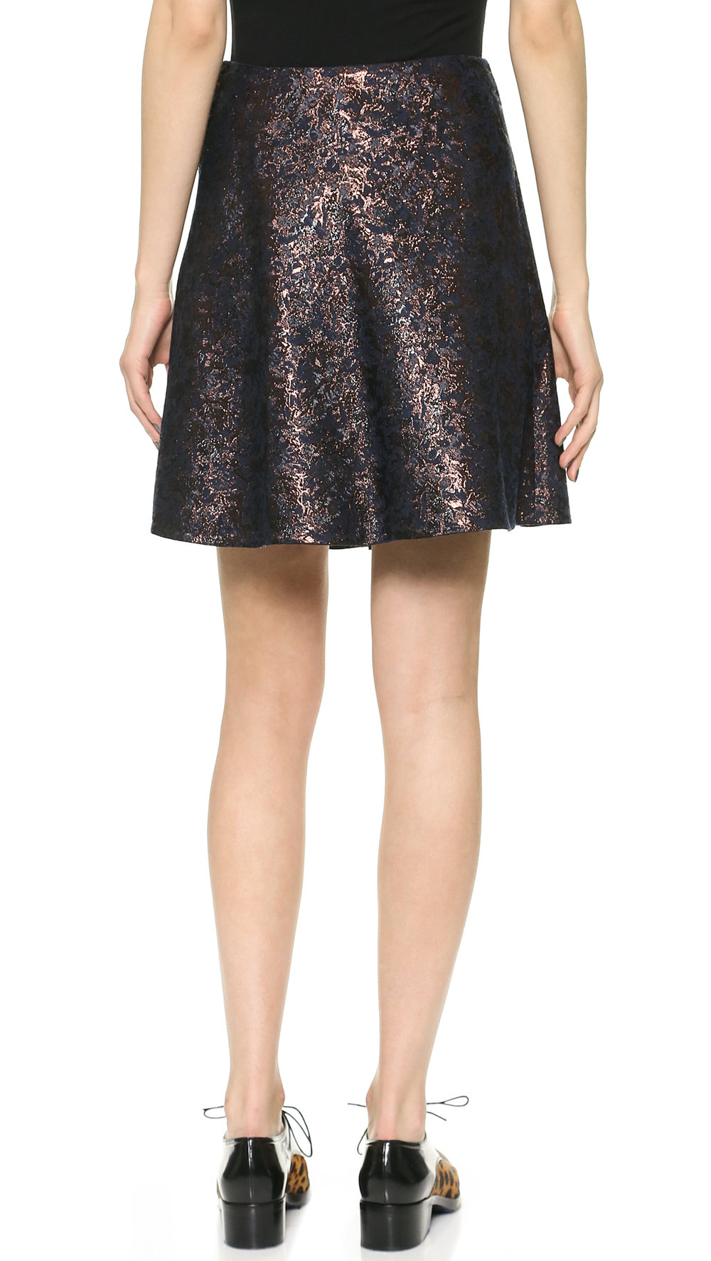 3.1 PHILLIP LIM Single Pleat Jacquard Skirt.jpeg