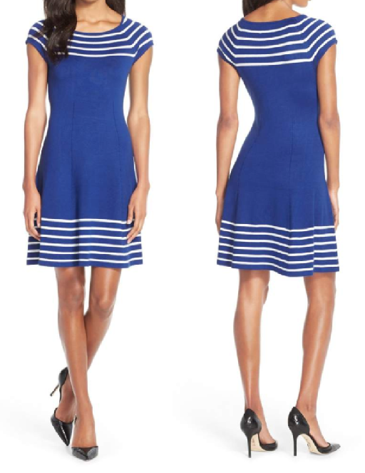 eliza j fit and flare dress.png