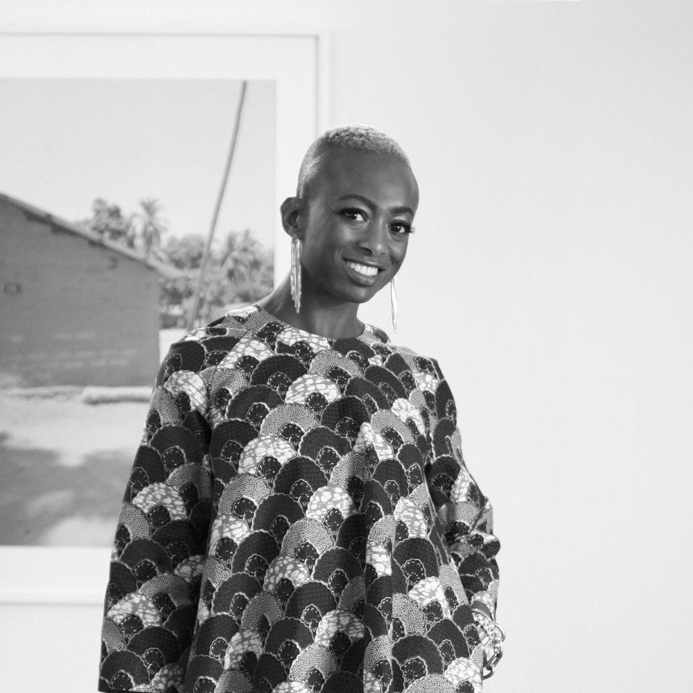 ERIKA MASSAQUOI // FOUNDER  Designer & CEO, The Oula Company