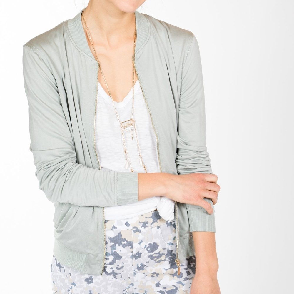 """So soft, loved it!"" - TARTLIGHTWEIGHT ZIP-UP JACKETValued at $174"