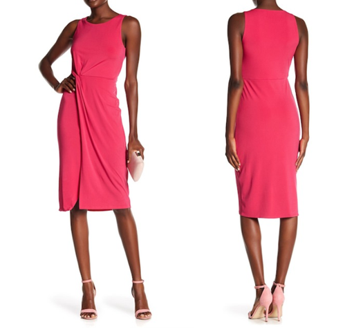 Rachel Rachel Roy Twist Front Tank Dress - Valued at $160