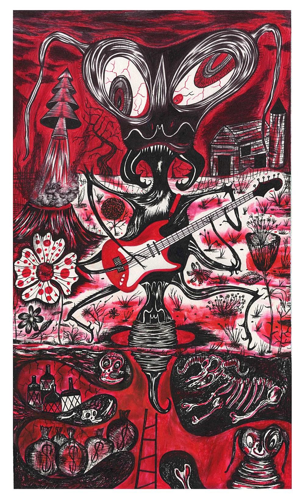 Alien Ant Farm - Rolling Stone 2001