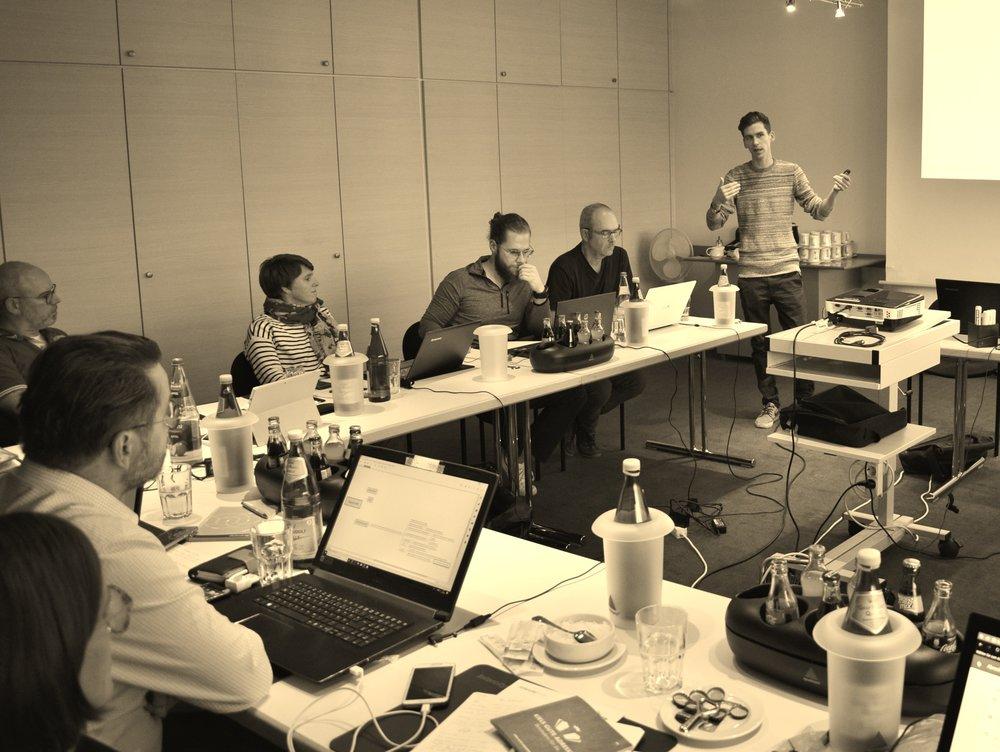 """""""Modernes Webdesign und Online-Sichtbarkeit"""" - Unsere Workshops speziell für Inhaber optischer Fachbetriebe."""