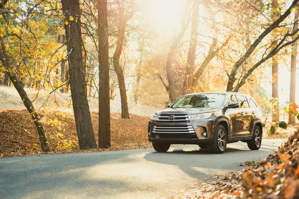 Image result for toyota in the fall