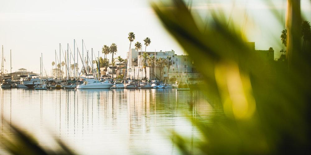 Belmont Shores Long Beach Sunrise
