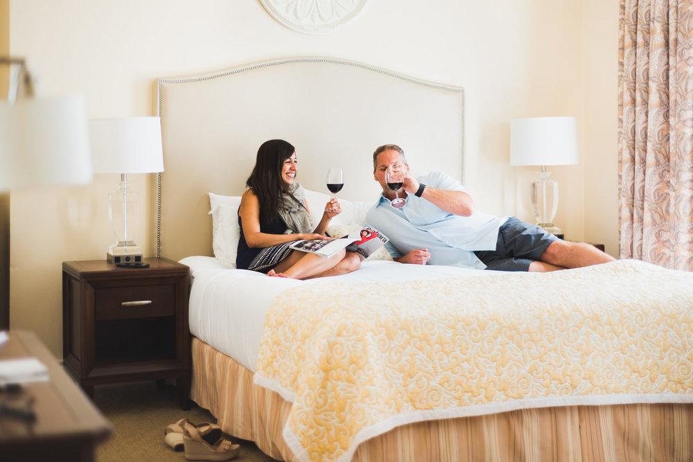 Hotel Santa Barbara Suite