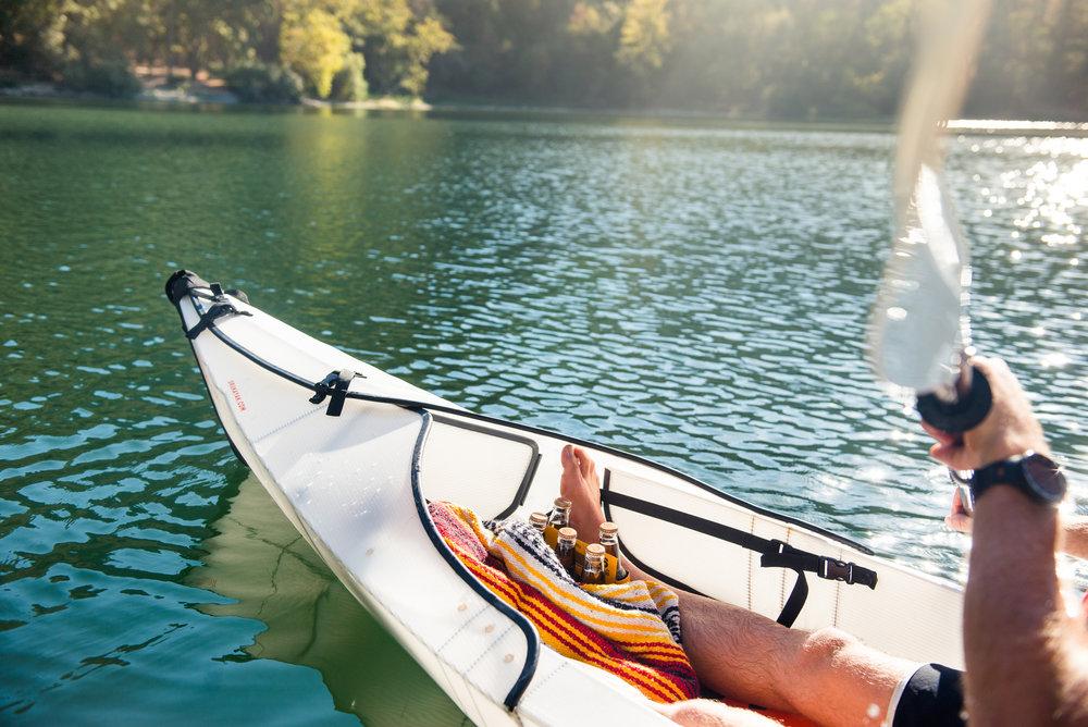 Kayak Photographer Los Angeles