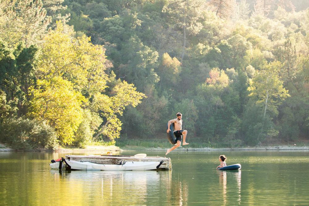 Kayaking Photographer Los Angeles