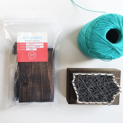 String it yourself block kit the knotty nail string it yourself block kit solutioingenieria Choice Image