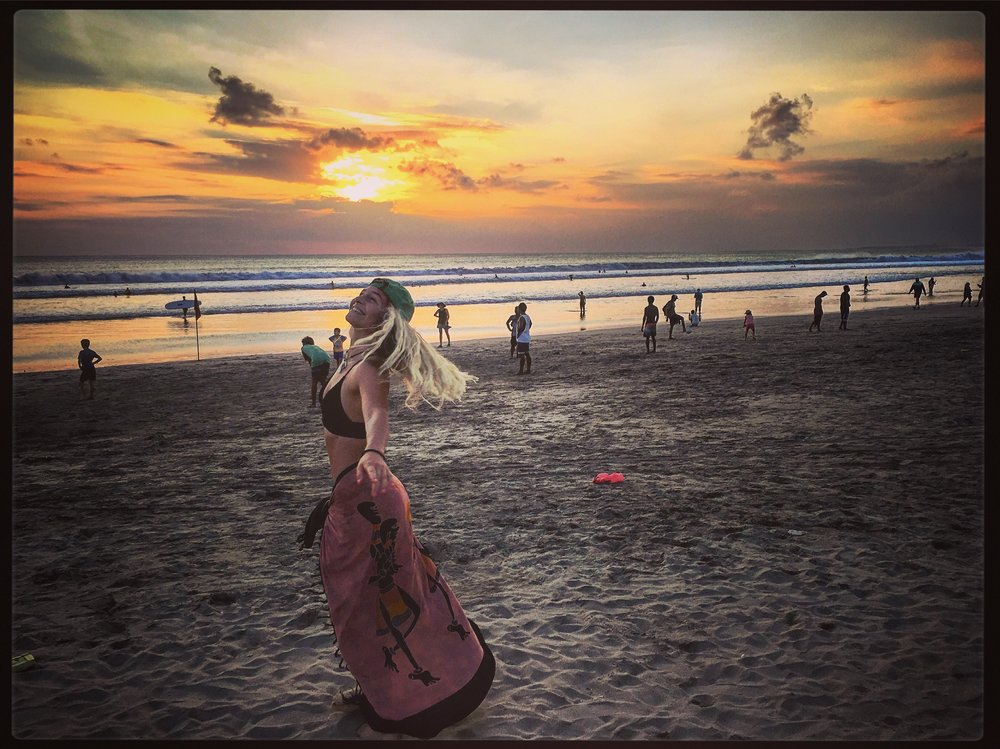 Nadja Ehlert - Soul & Yoga yogateacher and dance teacher from Germany-gives you her insights and travel tips to Bali, the island of the gods.