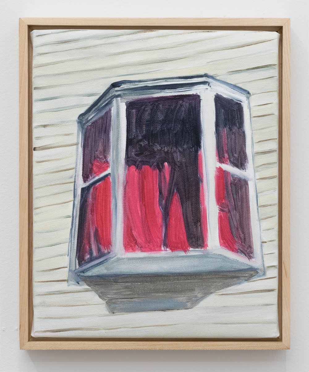 Aglae Bassens, Red Window