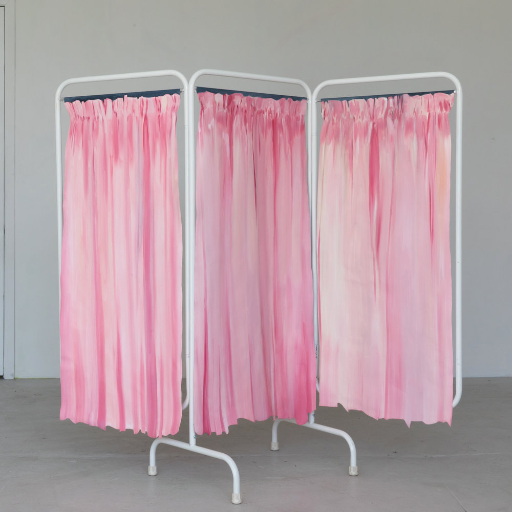 Aglae Bassens, Privacy Curtains