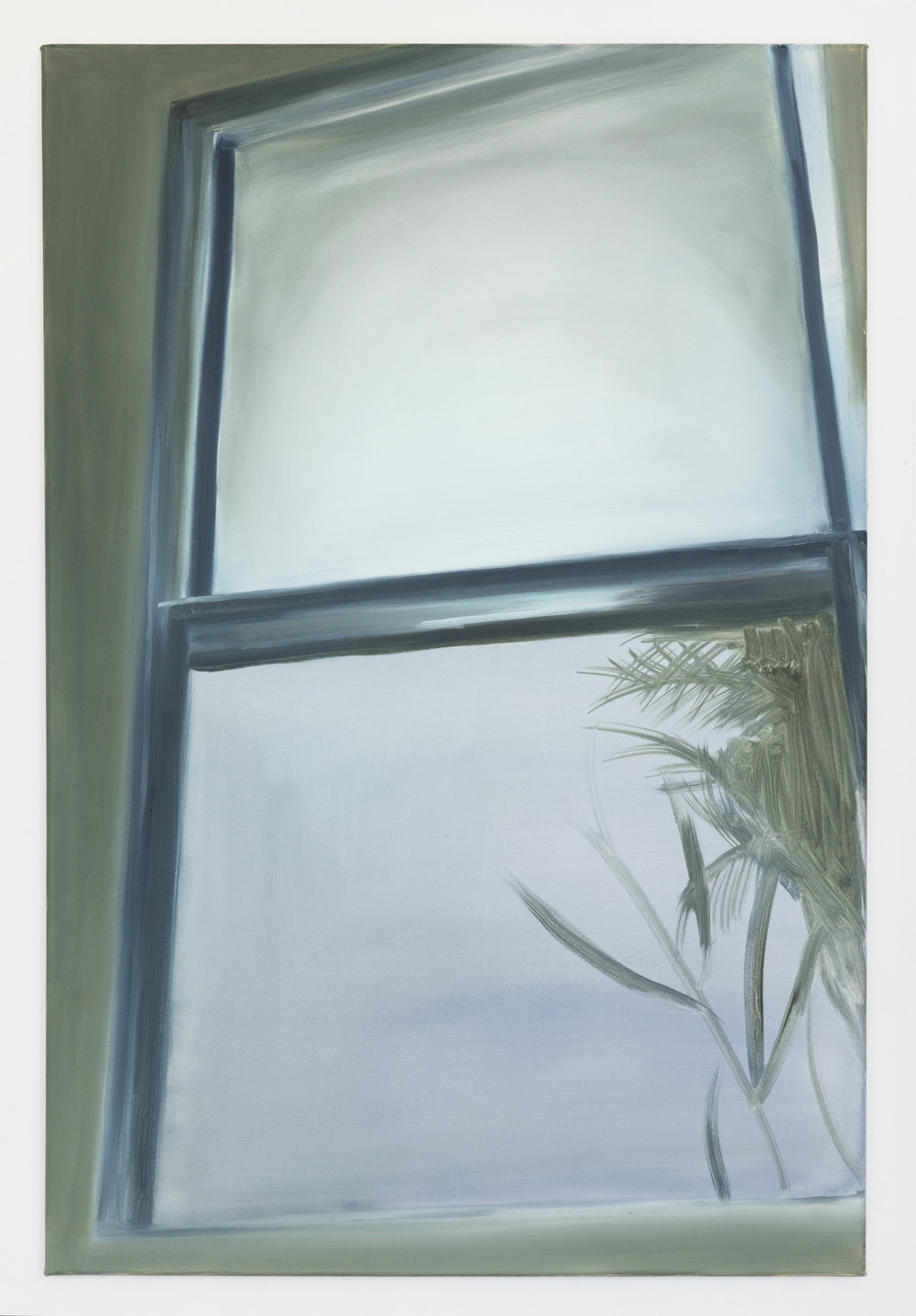Aglae Bassens, Palm Window