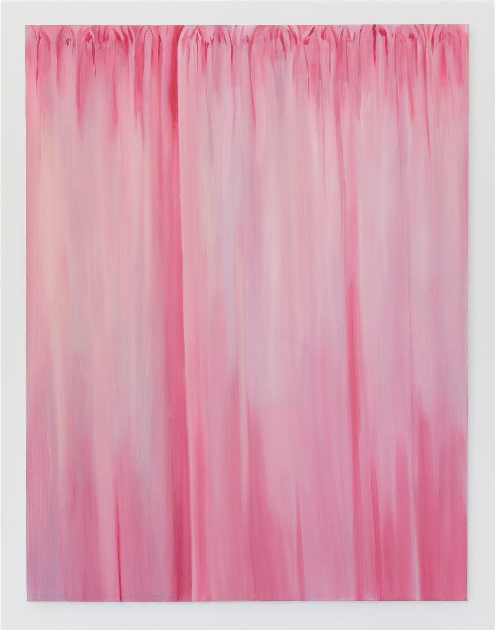 Aglae Bassens, Pink Curtains