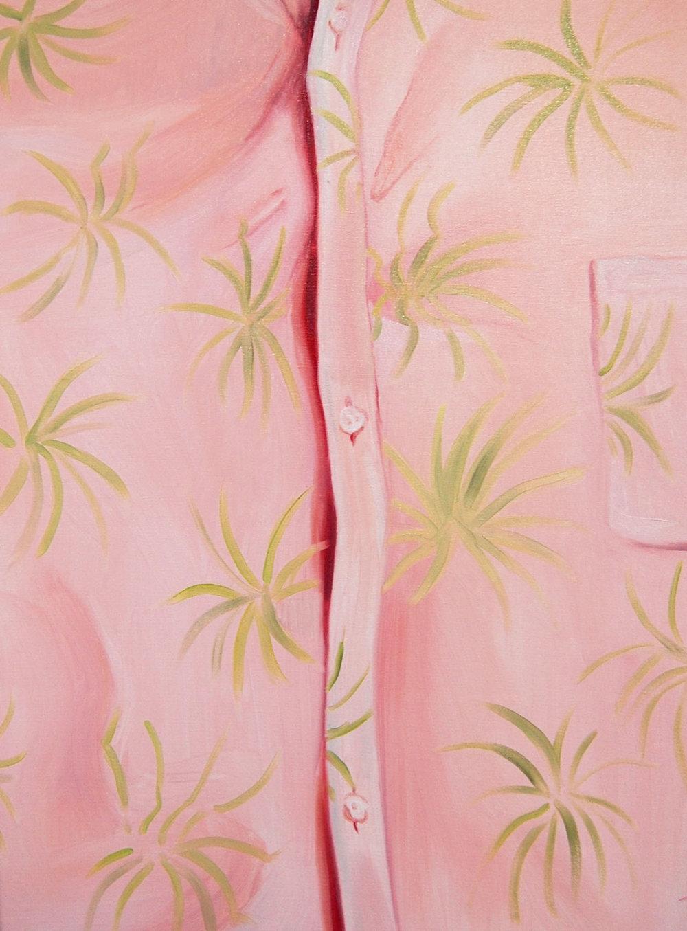 Aglaé Bassens, Pink Shirt