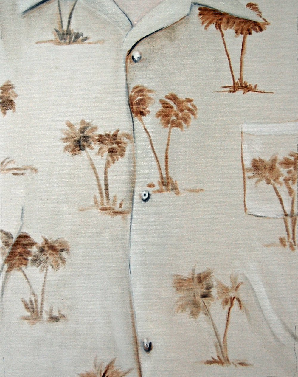 Aglaé Bassens, Palm Shirt