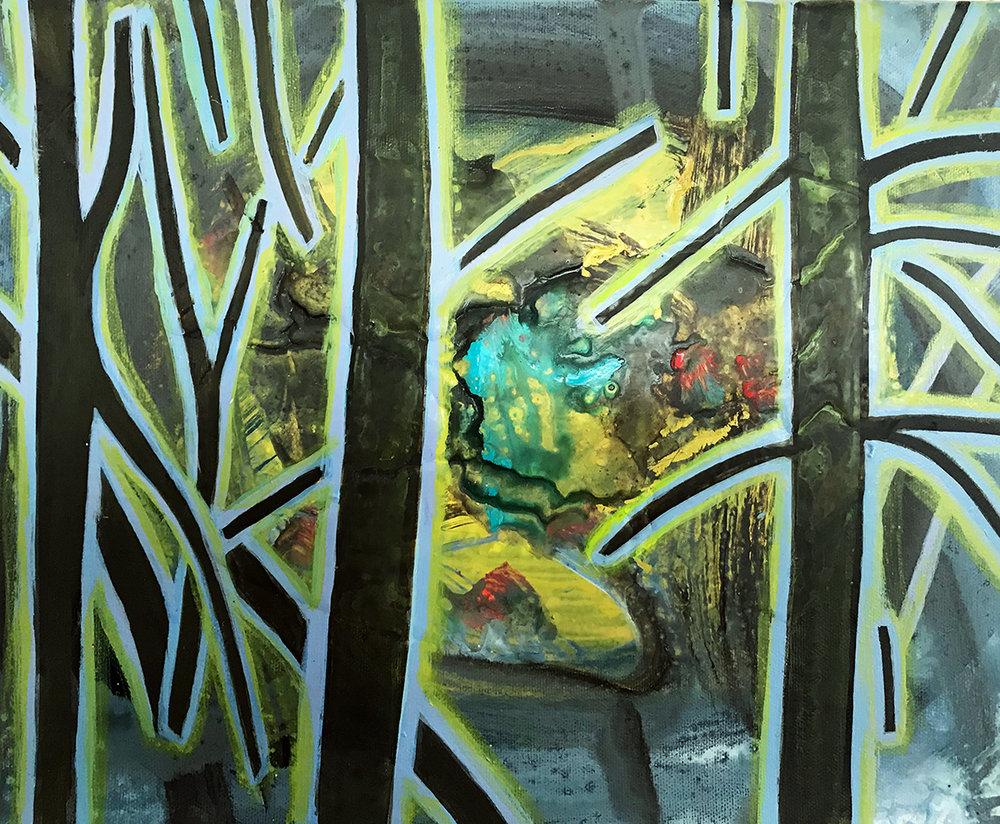 Scrambled Egg Forest