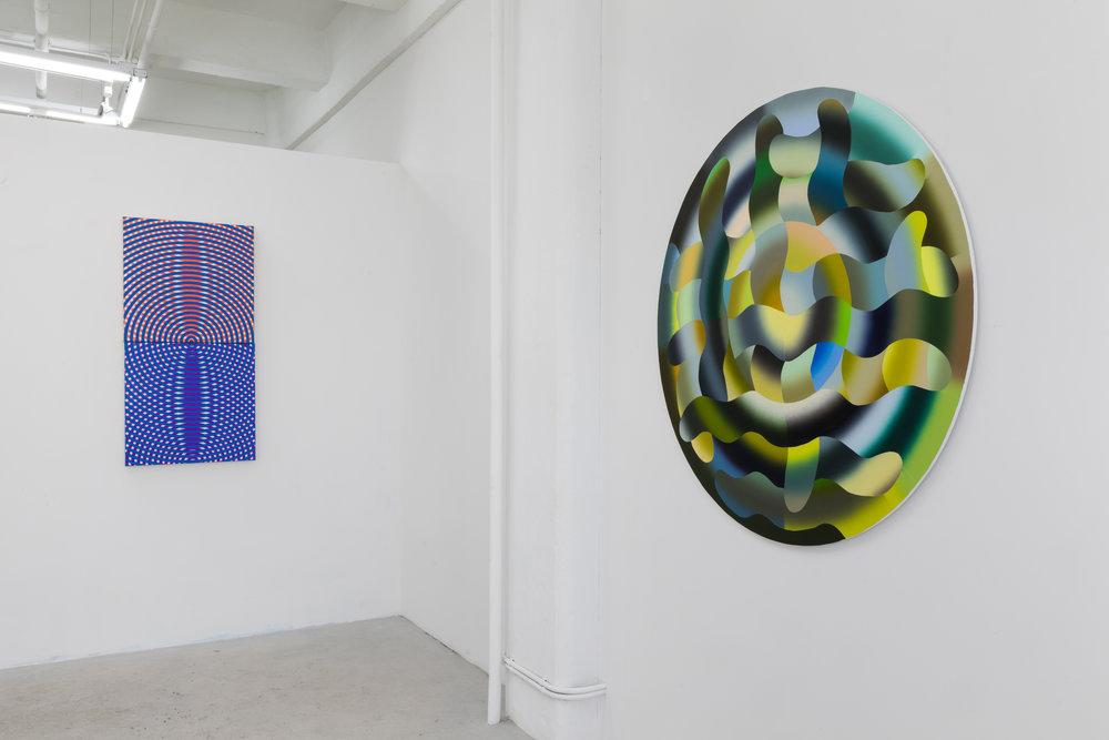 TARO SUZUKI / CHARLOTTE HALLBERG    NOVEMBER 9 - DECEMBER 22, 2017