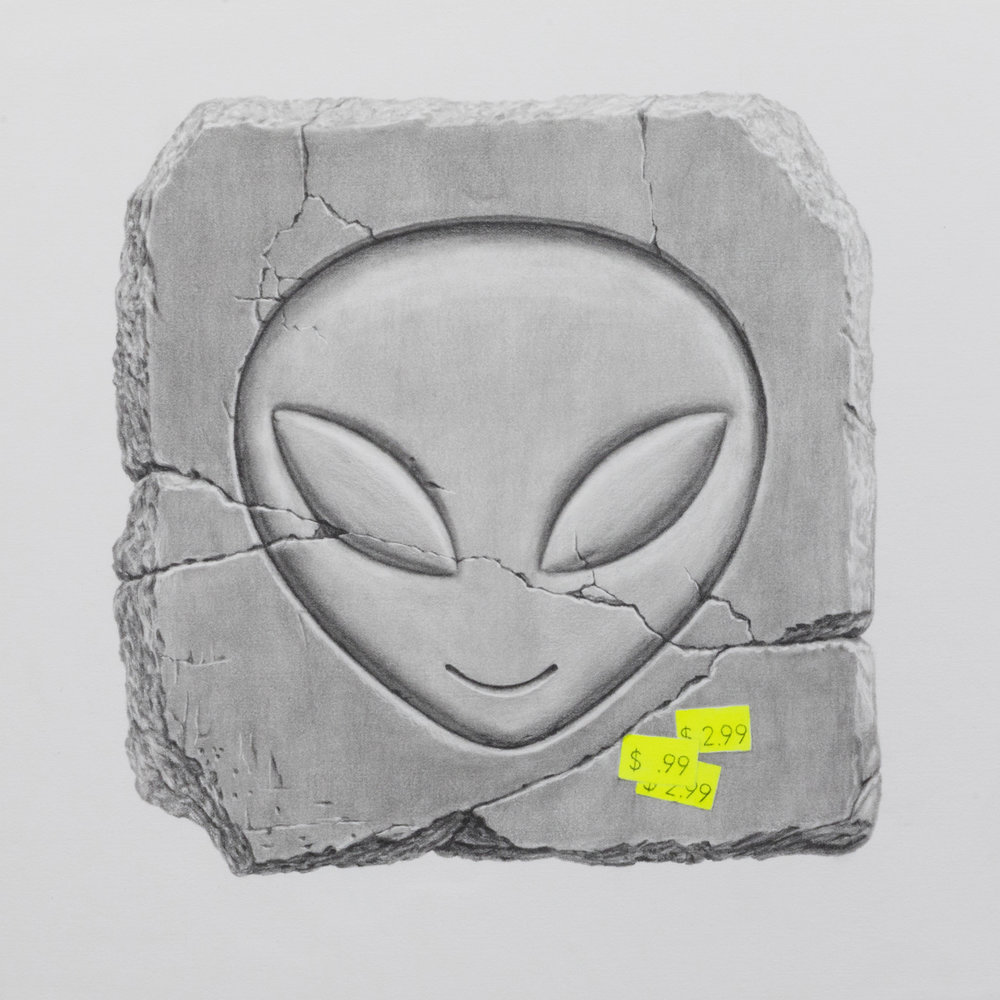 Alien Tablet