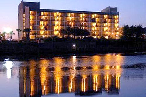 Clarion Hotel Myrtle Beach on the Intracoastal Waterway