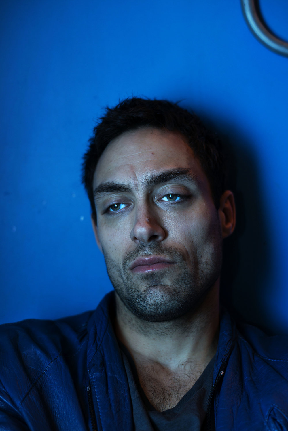 Alex Hassell