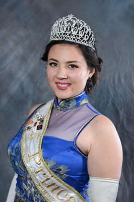 Third Princess, Vivian Tisi
