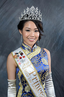 Second Princess, Clarissa Liu