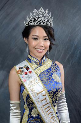 Second Princess, Clarissa Liu