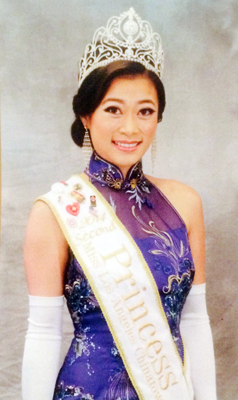 Second Princess, Dorothy Wong