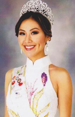 First Princess and Miss Photogenic Kellye Ng