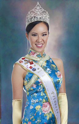 First Princess & Miss Friendship, Eileen Kwan