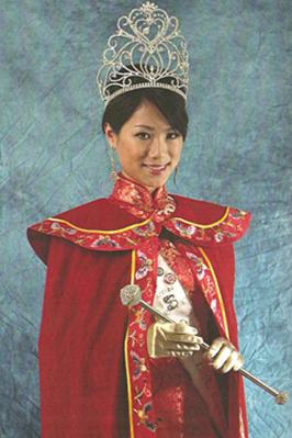 Queen & Miss Friendship, Xiayi (Shirley) Zhang